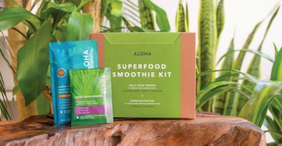 Aloha Superfood Smoothie- The One You Feed
