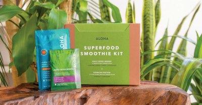 Aloha Superfood Smoothie- The One You Feed