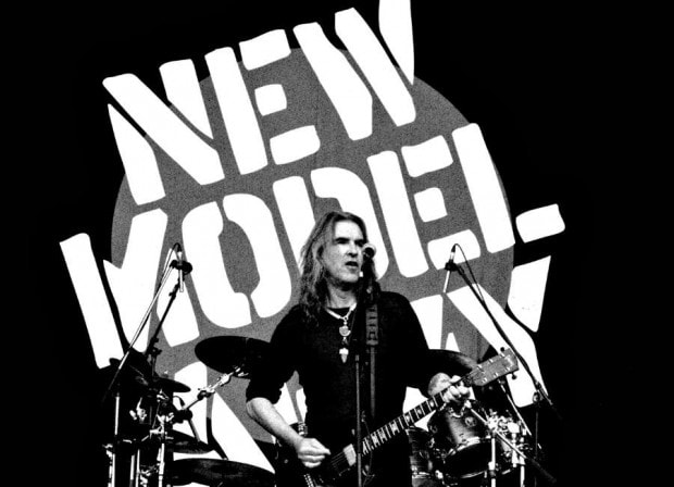 New Model Army- The One You Feed