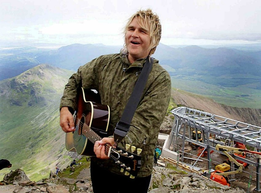 mike peters- the one you feed