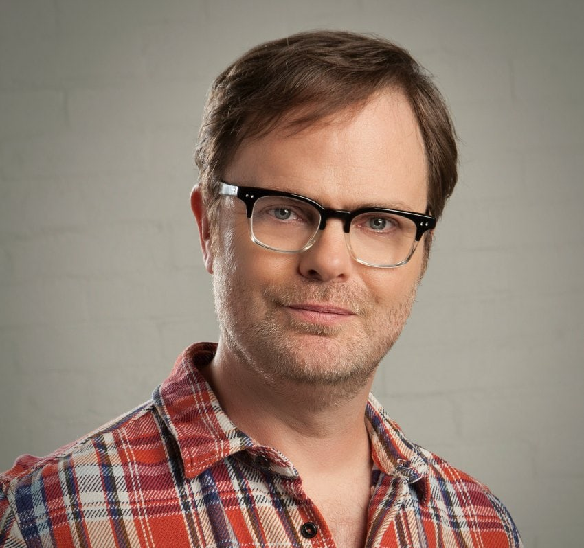Rainn Wilson The One You Feed