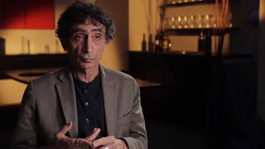 Dr. Gabor Mate´- The One You Feed