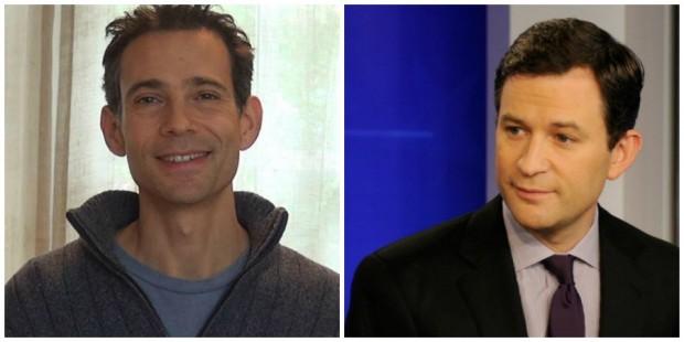 Oren Soffer and Dan Harris