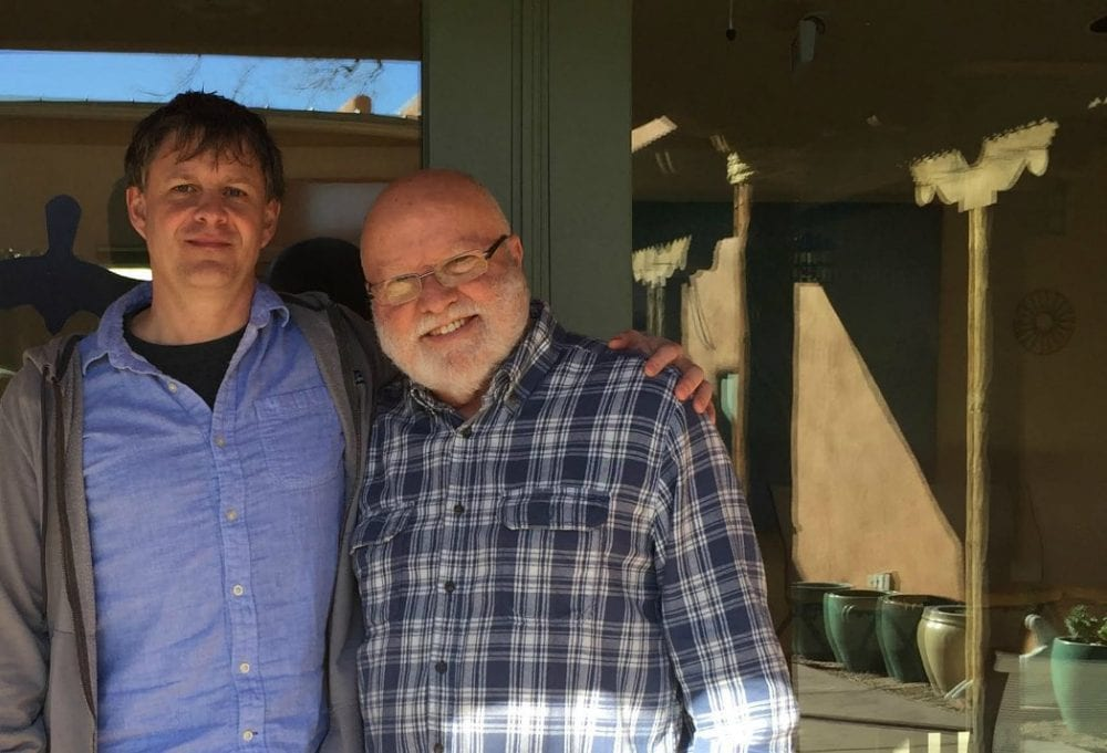 Richard Rohr and Eric The One You Feed Full