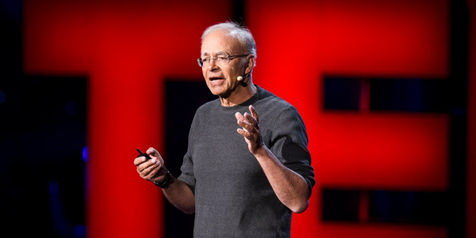 Peter Singer Full1- The One You Feed